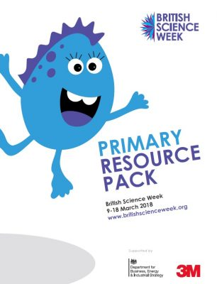 Image of the front cover of the Primary Resource Pack