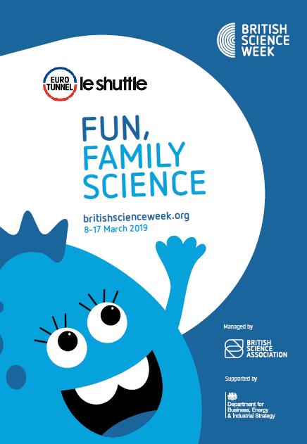 Activity packs – British Science Week