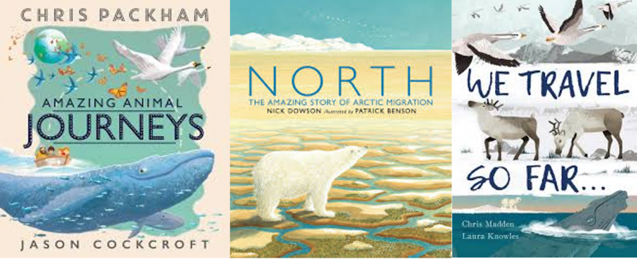 Great books to read about 'journeys'