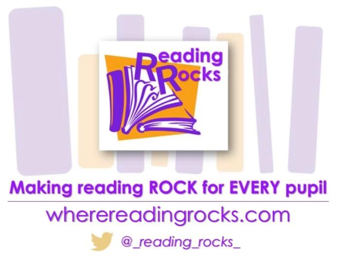 Reading Rocks logo